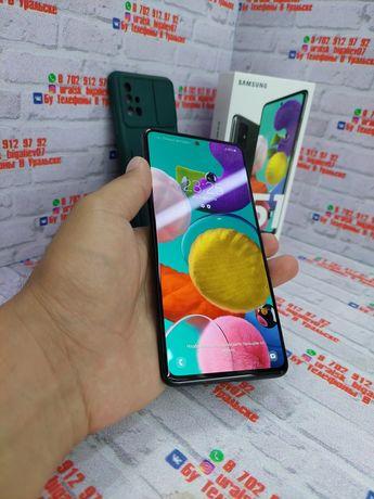 Samsung Galaxy A51 64/4Гб в отличном состоянии с документами полный ко