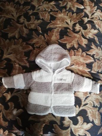 Бебешки палтенца - трите по 9 лв. за брой