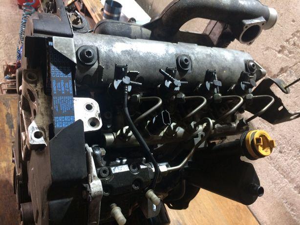 Motor 1,9 dci 102cp.Renault Megane 1