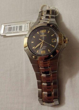Ceas de mână bărbați Seiko Coutura,  superb ,nou cu etichetă