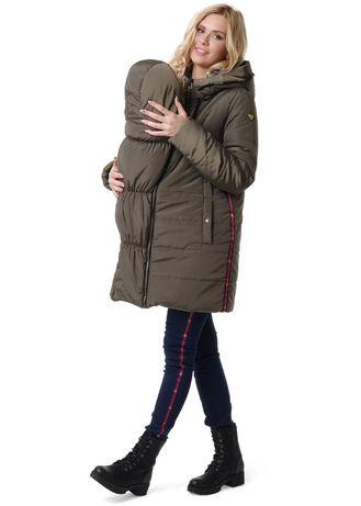 Продам зимнию куртку для беременных 3 в 1