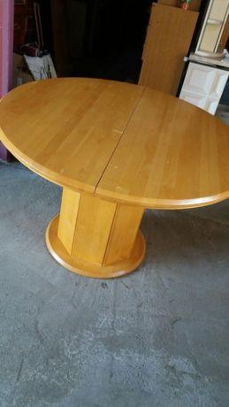 Masa lemn rotunda