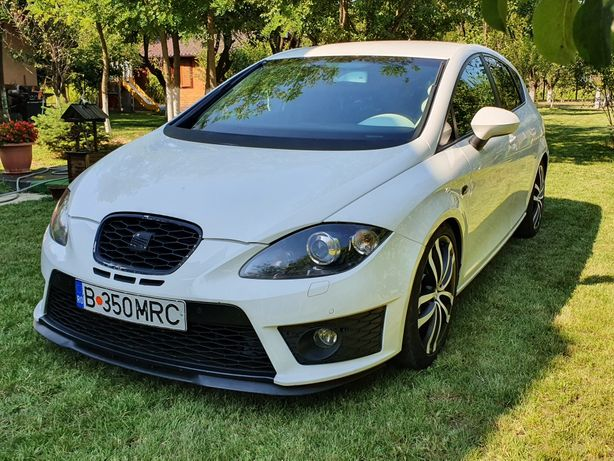 Seat leon 2 facelift 2012 /350 ++/Cupra Custom/Big Turbo Gt2876r/Xenon