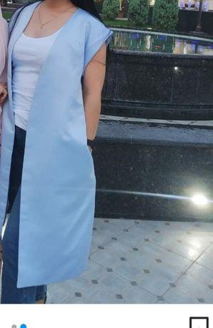 Женская накидка-костюм