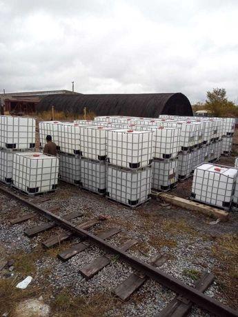 Продам кубовые емкости (1000л)