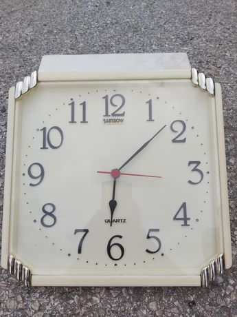 Стенен часовник Quartz