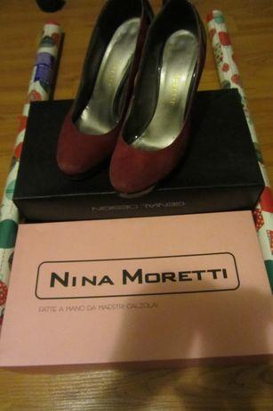 Vand pantofi dama Nina Moretti