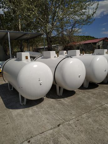 Rezervor gpl NOU 1750 l/butelie gaz/bazin gaz/rezervoare propan