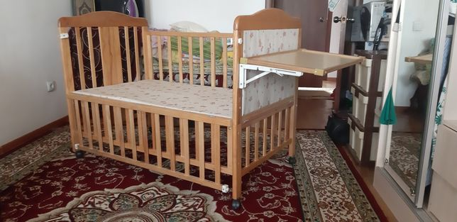 Детская кроватка (Россия)
