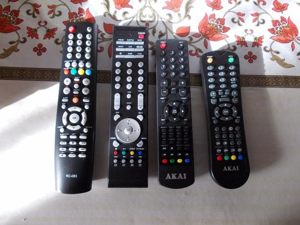 telecomenzi originale tv led Akai si Sansui
