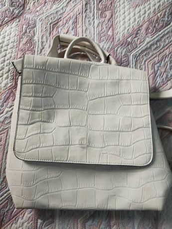 Кожаный рюкзак в Алматы