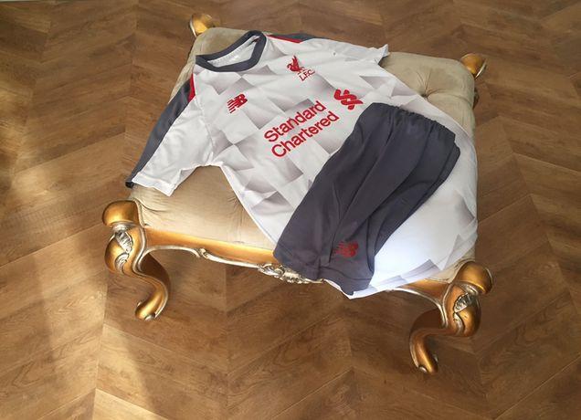 """Футбольная форма """"M.Salah"""" на 11 лет/made in Dubai. Отличное состояние"""