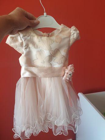 Детска рокля за 1 годинка