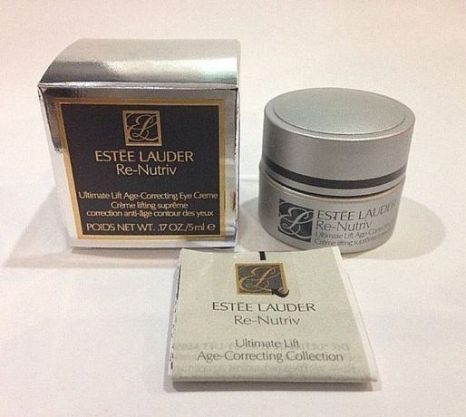 ESTEE LAUDER Re-Nutriv Ultimate Lift Age-Correcting Eye Creme 5мл