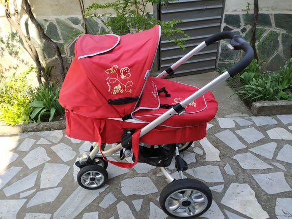 Детска количка Kangaro 3 в 1