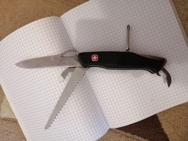 Продам многофункциональный складной нож производства Швейцарии