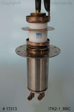 Vand TRIODA ITK2-1 pentru castomate BEGO Fornax si Nautilius