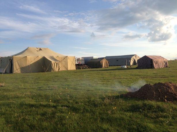 Продам палатку ПМХ