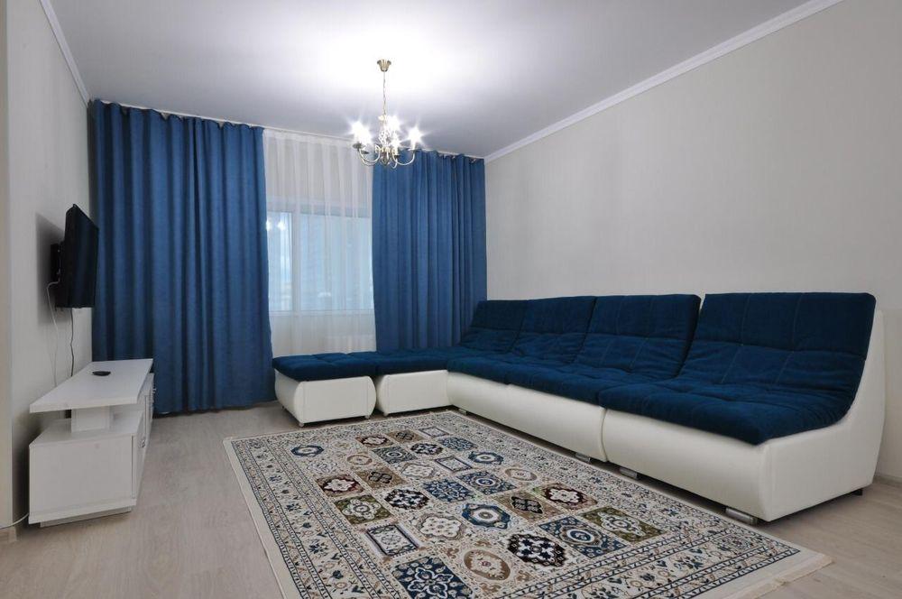 Квартиры в Нур-Султане посуточно Левый берег Нур-Султан (Астана) - изображение 1