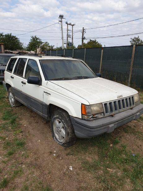 dezmembrez jeep grand cherokee5.2benzina v8
