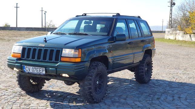 Jeep grand cherokee zg limited 5.2 v8