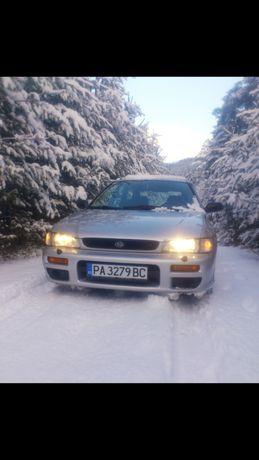 Субару Импреза /Subaru Impreza 2.0 116 к.с. на части