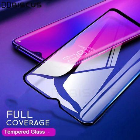 5D Стъклен протектор за целия дисплей за Huawei Y5 Y6 Y7 2019 / 2018