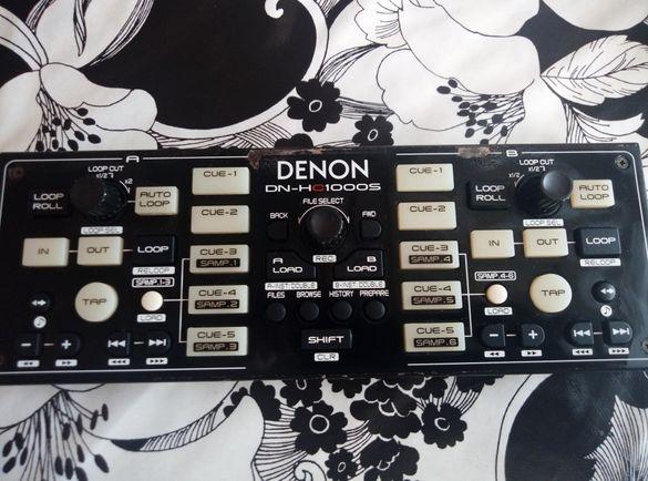 Продавам DJ midi контролер Denon DN-HC 1000 S
