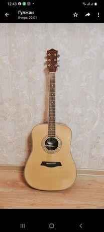 Продаём гитару шестиструнный в хорошем состояний