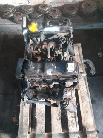 Двигатель 2.0л инжектор ABK 2.0л моно АВТ на Ауди