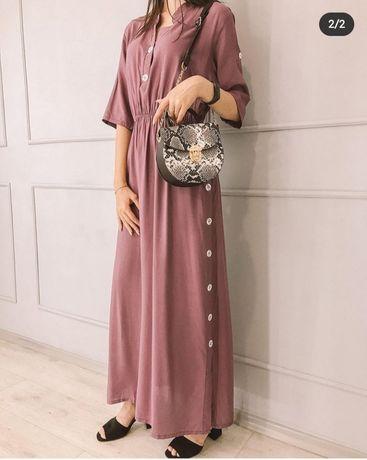 Просто нежное красивое новое платье