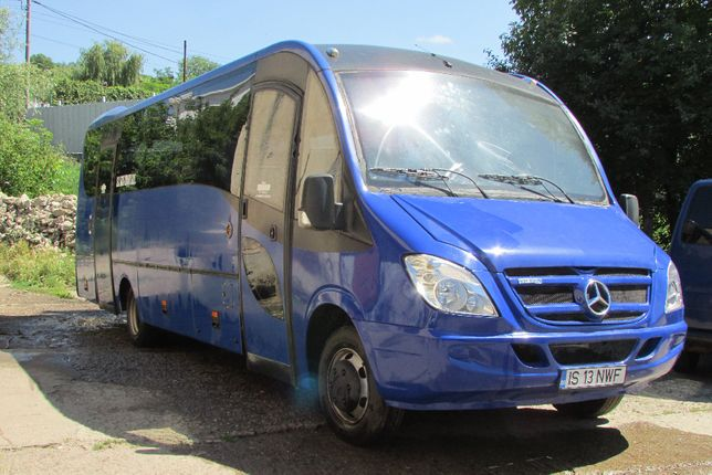 Microbuz Autobuz Mercedes Vario, 2012, 31 locuri, Euro 5