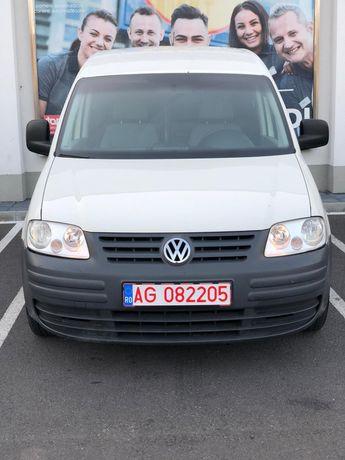 VW Caddy Euro5