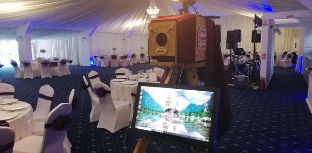 Cabina foto pentru evenimente, botezuri ,nunti si paranghelii.