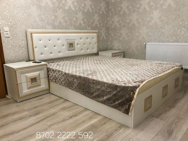 Спальный гарнитур Богемия 4д!Мебель со склада в Алматы. Кредит