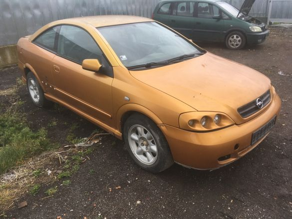 Опел Астра Г бертоне х18хе1 Opel Astra G Bertone x18xe1 на части