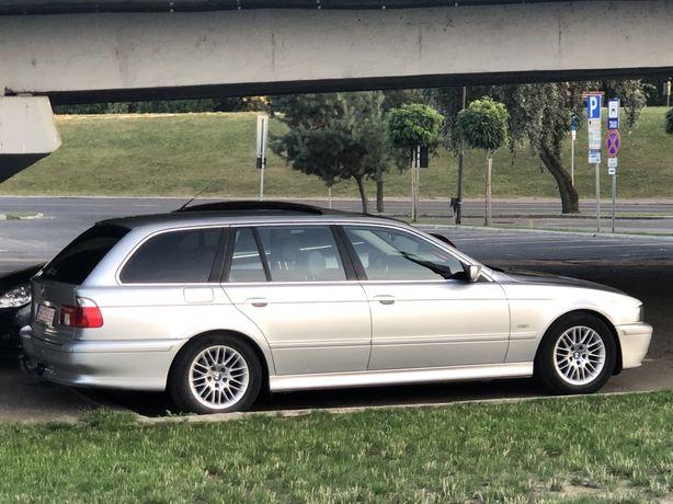 BMW 520i E39 Touring foarte dotat