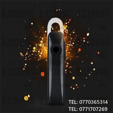 Casca mini Bluetooth fara fir cu microfon telefon PC laptop model M165