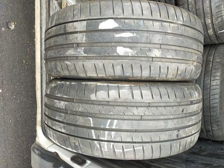 2 Michelin 225/45r18 de vara cu profil 4.84 mmsi dot 0819