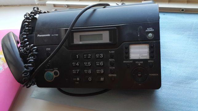Телефоный аппарат для факса бу . В рабочем состоянии. 5000 тенге