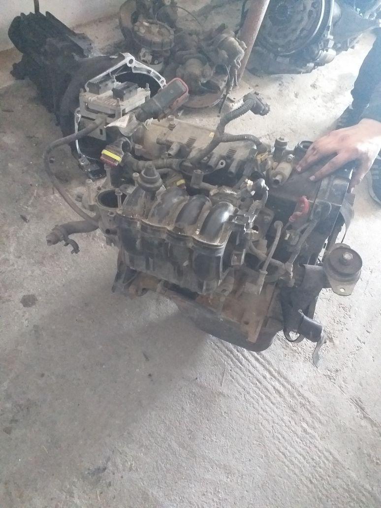 Motor 1.4 benzina euro 4 fiat