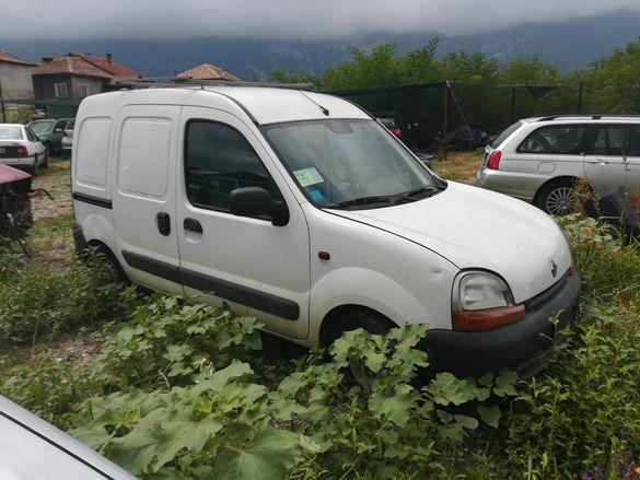 Renault kango рено канго 1,5 dci