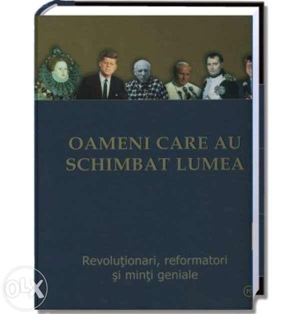Oameni care au schimbat lumea – NOU, enciclopedie Mladinska