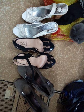 Продам туфли размер 36-37