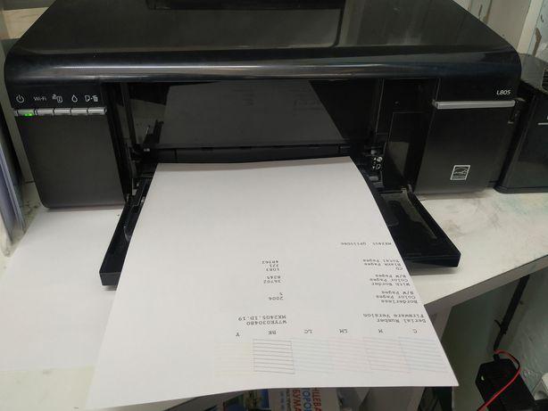 Продам принтер л805