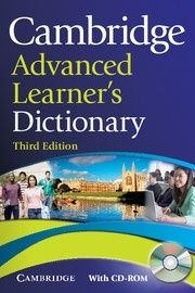 Продавам Cambridge Advanced Learner's Dictionary / New + CD-Rom Inside