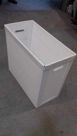Cutii polipropilena celulara, corrugated plastics boxes