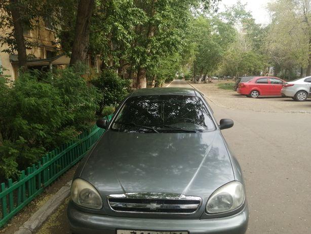 Продам автомобиль шевроле ланос