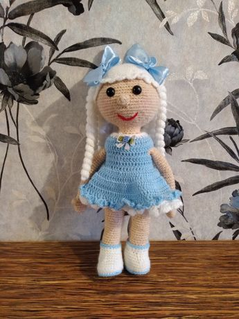 Продам вязаных кукол