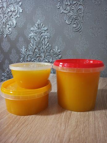 Продам мед разнотравье+подсолнух